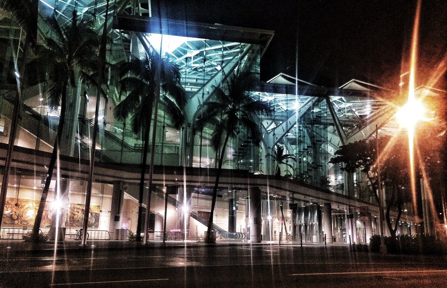 Sultan Ventures- Photo of Hawaii Convention Center