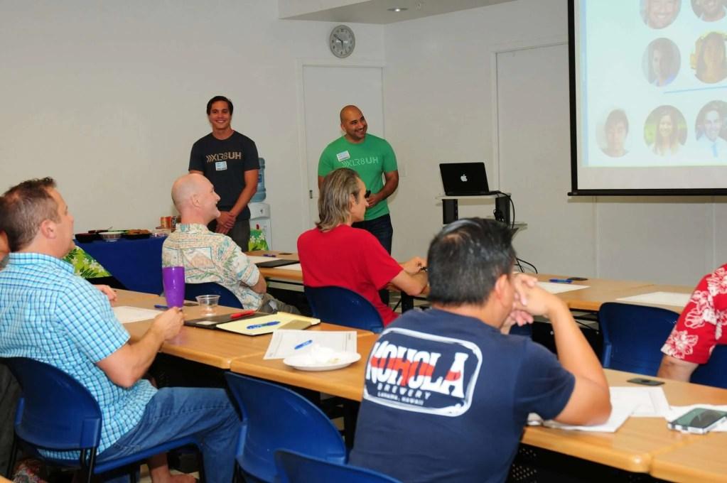 Sultan Ventures- Photo of MEDB Workshop