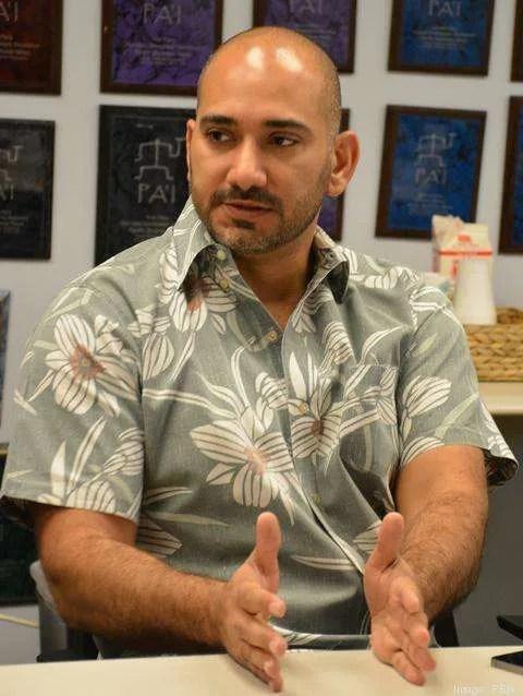 Sultan Ventures- Photo of Omar Sultan