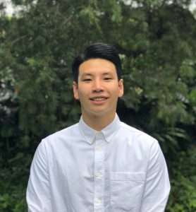 Sultan Ventures Intern Vincent Kim