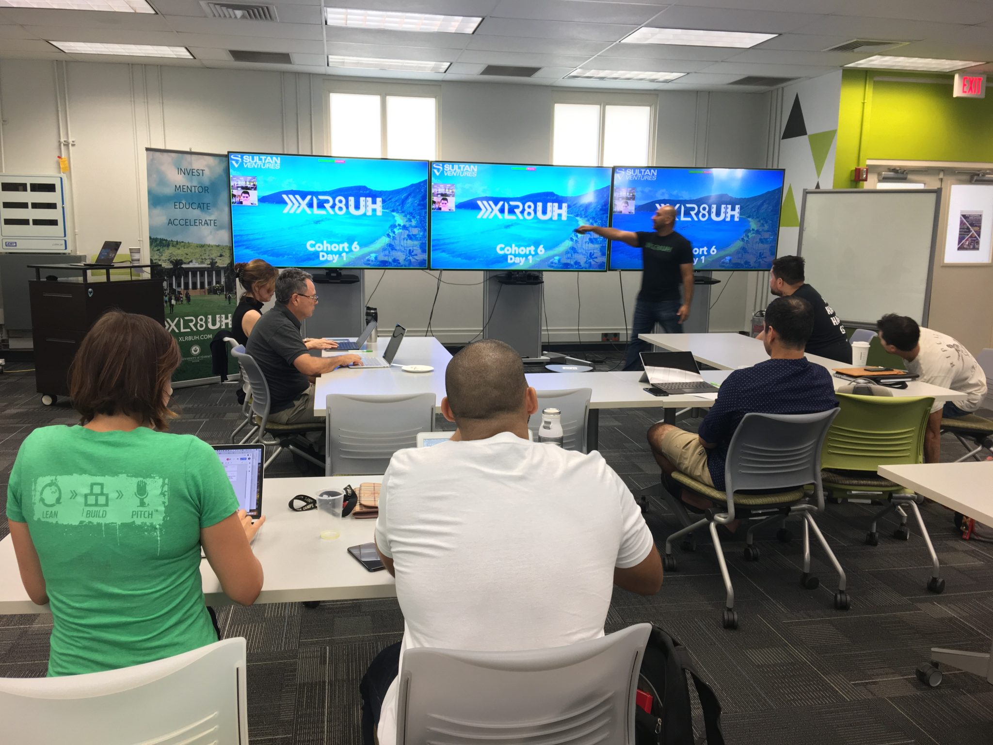 UH's nationally recognized accelerator selects sixth cohort