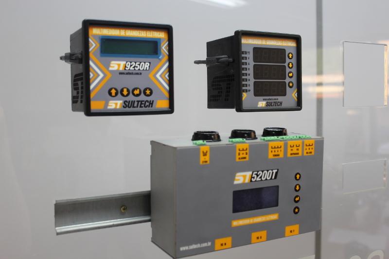 Medidor de energia da Sultech