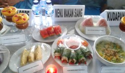 Sajian Kuliner Sang Juara di Perlombaan PKK Mubar, Unik dan Bergizi