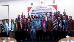 Pembahasan RUU Jabatan Hakim Libatkan Forum Dekan Fakultas Hukum PTM