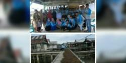 KKN di Konsel, Mahasiswa UMK Bangun UMKM Petani Rumput Laut