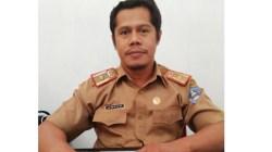 Kepala Seksi PTK Dinas Pendidikan, Kepemudaan dan Olahraga (Dikmudora) Kendari, Amran. (Foto: M. Yusuf/SULTRAKINI.COM)