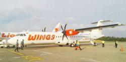 Sensasi Pesawat Baru ATR 72-600 Wings Air untuk Traveling Lebih Kekinian