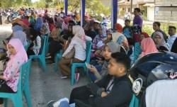 Pengambilan Kartu Ujian CPNS, BKPSD Wakatobi Buka Tiga Loket