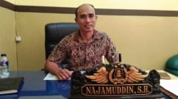 Kasatreskrim Polres Buton, Iptu Najamuddin. (Foto: La Ode Ali/SULTRAKINI.COM)