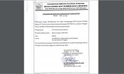 Dinas ESDM Sultra Umumkan Pemasangan Tanda Batas Perusahaan Tambang di Bombana