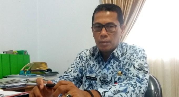Direktur RSJ Sultra, Abdul Razak. (Foto: Ade Putri/SULTRAKINI.COM)