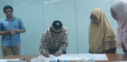 FISIP UHO Teken LoI dengan Unesco