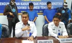 Belum Lama Dilantik, Kepala BNNP Sultra Tancap Gas Berantas Narkotika