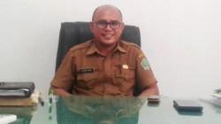 Kepala Dinas Pendidikan Konawe, Suriyadi, Senin (22/4/2019). (Foto: Ulul Azmi/SULTRAKINI.COM)