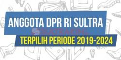 Anggota DPR-RI Sultra Terpilih Periode 2019-2024
