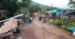 Cerita Desa Tidak Berpenghuni yang Ditinggal Mengungsi Pasca Banjir Bandang Konut