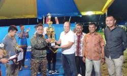 Futsal Bahari Cup II Ditutup, Bupati Konut Harapkan Muncul Atlet Potensial Daerah