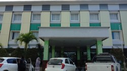Zahra Hotel Syariah Kendari. (Foto:Wa Rifin/SULTRAKINI.COM)