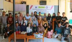 LPPM UHO Gelar Pendidikan Etika Bermedia Sosial