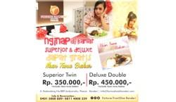 Promo Segar Fortune Hotel Kendari, Cukup Nginap Langsung Makan Gratis
