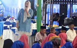 Devi Thesya Feriska Konggoasa: Saya Turun di Lapangan Tidak Memakai Visi Misi
