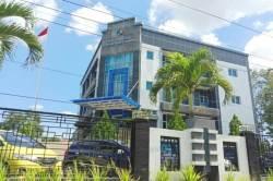 Dampak Unjuk Rasa Mahasiswa, Karyawan BPS Sultra Tak Berkantor