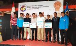 Di Hari Sumpah Pemuda, 5 Pemuda Inspiratif dapat Anugerah dari KNPI Kolaka