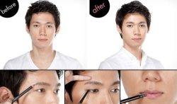 7 Tips Makeup Bagi Pria Biar Tampan Natural