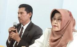 Senat FISIP UHO Dipimpin Perempuan
