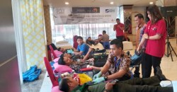 Sambut HKSN, PlazaInn dan Horison Hotel Target 100 Kantong Darah