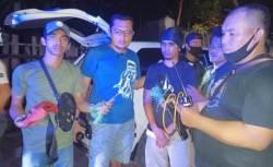Mengurangi Kerawanan Pilkada Muna, Patroli Gabungan Tangkap Pembawa Sajam