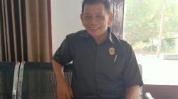 Ketua DPRD Muna, La Saemuna, (Foto: LM Nur Alim/SULTRAKINI.COM)