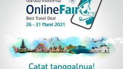 Garuda Indonesia Online Travel Fair (Foto: Ist)