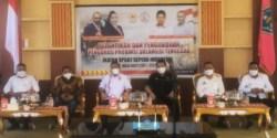 Wali Kota Kendari Sulkarnain Resmi Dikukuhkan jadi Ketua ISSI Sultra