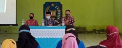 Kader Pendata Keluarga Kecamatan Laeya Mulai Dibimbing, Warga Siap-siap Didata