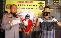 Satu Pengedar Sabu di Kendari Ditangkap, Polisi Temukan Barang Bukti Dibungkus Celana Dalam