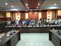 KPK Soroti Penataan Aset DPRD Sultra Amburadul