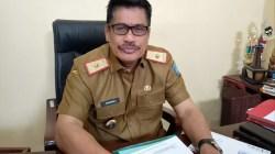 Kepala BKPSDM Muna, Sukarman Loke, (Foto: LM Nur Alim/SULTRAKINI.COM)