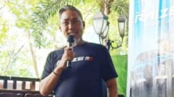 Branch Manager Kalla Toyota Kendari, Abdul Wahab Ramli (Foto: Wa Rifin/SULTRAKINI.COM)