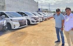 Ratusan Mobil Mewah akan Menjemput Tamu Munas Kadin di Kendari