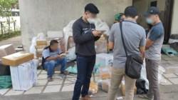 Ribuan Batang Rokok Ilegal dari Tiongkok Gagal Diselundupkan ke Kendari