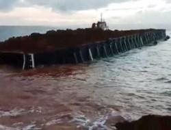 PT GMS Akui Cemarkan Perairan Laonti di Konsel