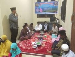 Hikmah Maulid Nabi: Polsek Onembute Perkokoh Tali Silaturahmi untuk Indonesia Hebat dan Sehat