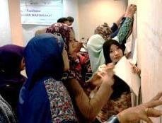 RPS Latih Ibu Rumah Tangga Organisir Permasalahan Lingkungan