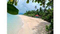 Surga Kecil di Pulau Kelapa
