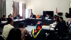 DKPP RI Sidang Lima Komisioner KPUD Konsel