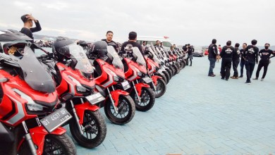 Photo of Komunitas Motor Honda Adv Chapter Kendari Resmi Deklarasi