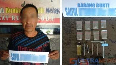 Photo of Oknum PNS Asal Konawe Ditangkap Polisi saat Hendak Transaksi Sabu