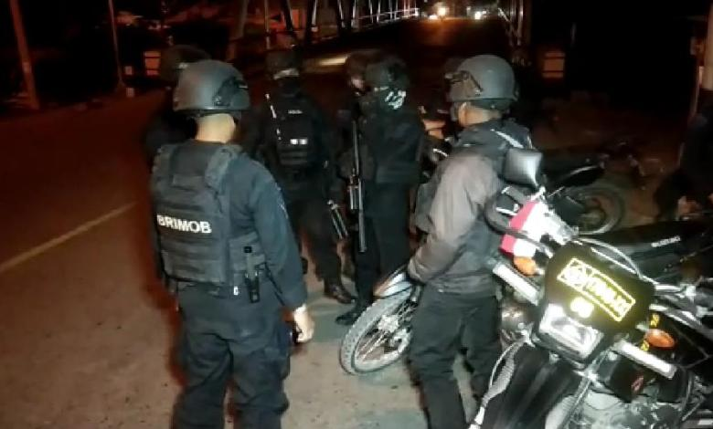 penyerangan di Baubau