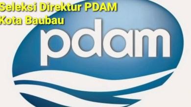 Photo of Diduga Tidak Transparan, Seleksi Pemilihan Direktur PDAM Baubau Tuai Protes